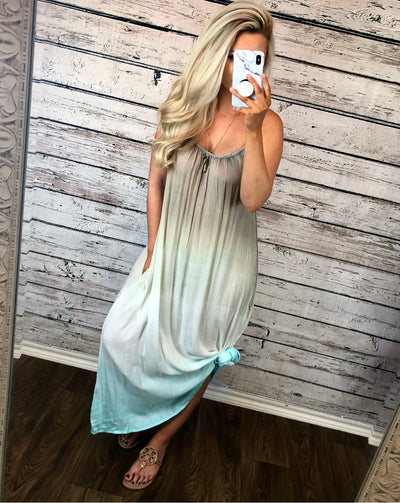 Summertime Maxi Dress