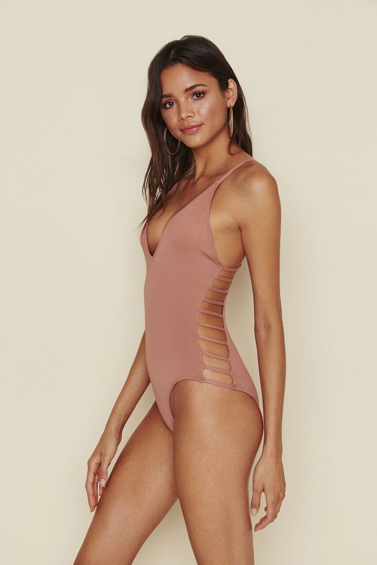 Caged Side One Piece