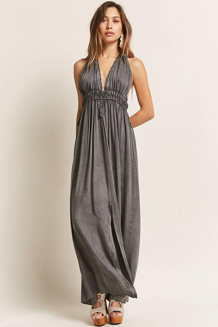 Night To Remember Boho Maxi Dress