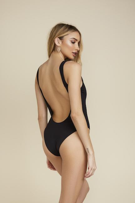 Low Back One Piece