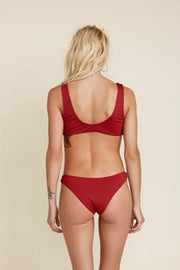 Seamless High Cut Bottom