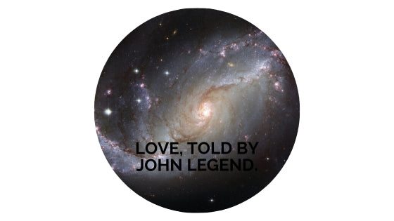 Love, Told By John Legend