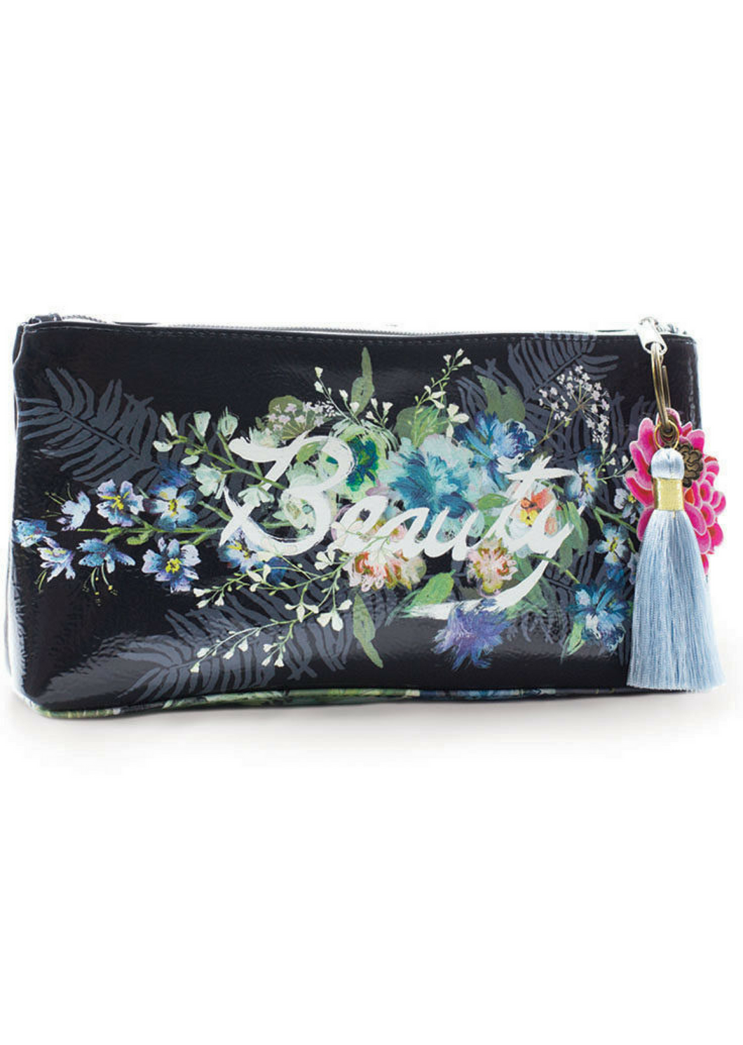 Beauty Small Tassel Pouch