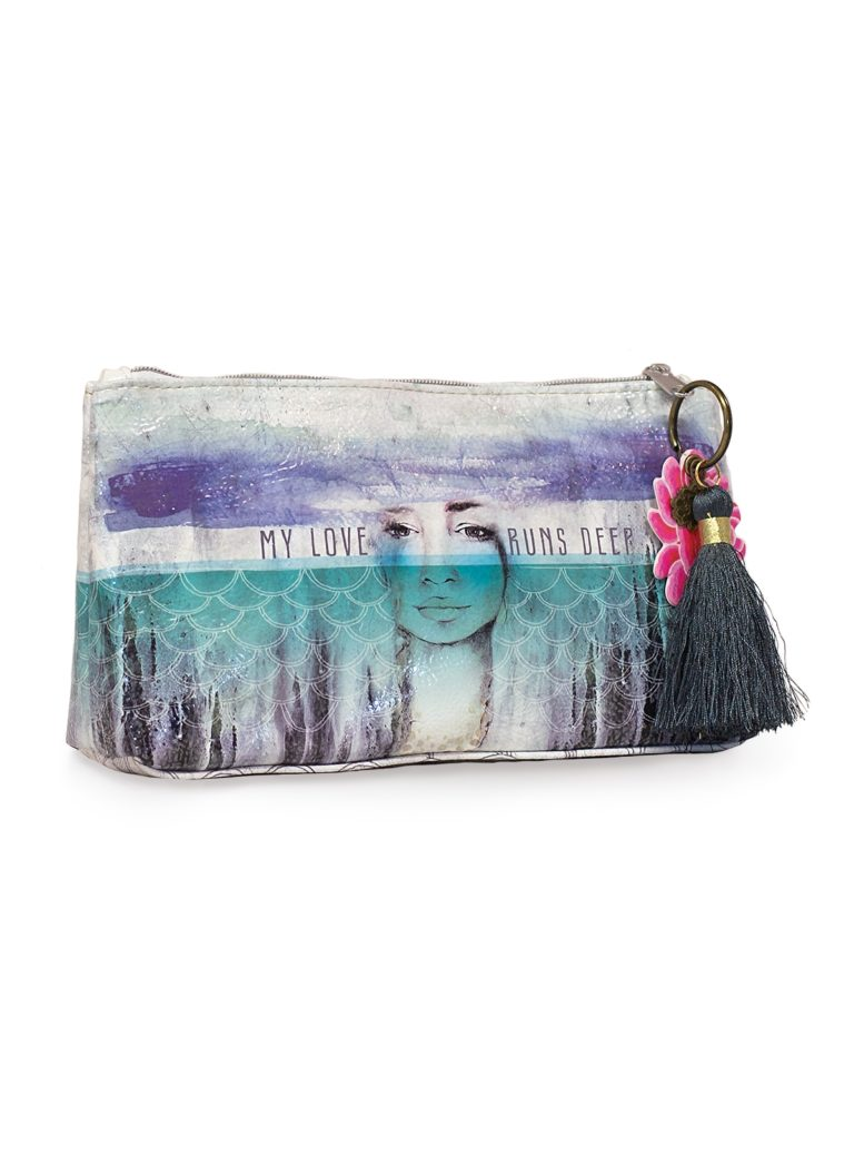 My Love Small Tassel Pouch