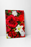 Flowers Bouquet II Canvas Wall Art