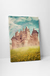 Magic Castle II Canvas Wall Art