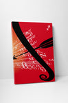 Zodiac Sign Sagittarius Canvas Wall Art