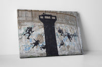 Banksy - Watch Tower Swing