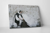 Banksy - Maid in Lodon