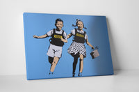Banksy - Jack and Jill Police Kids