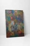 Paul Klee Colors From A Distance Canvas Wall Art