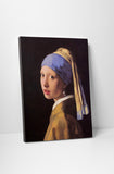 Johannes Vermeer - The Girl With The Pearl Earring