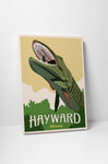 Steve Thomas Hayward Wisconsin Canvas Wall Art