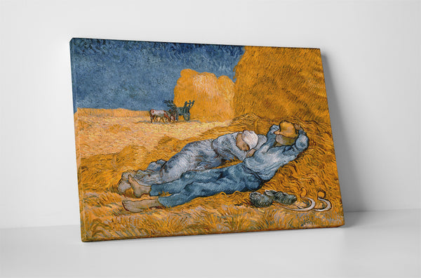 Vincent Van Gogh - Rest From Work