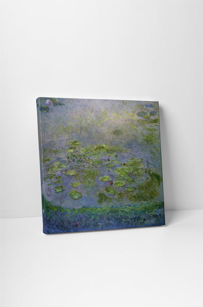 Claude Monet - Nympheas (Waterlilies)
