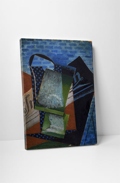 Juan Gris Abstraction Canvas Wall Art