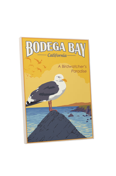 Steve Thomas Bodega Bay Canvas Wall Art