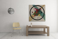 Wassily Kandinsky Barbican Canvas Wall Art