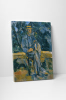 Paul Cezanne - Portrait of Peasant (COPY)