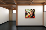 James Rawson Behaving Badly Modern Pop Canvas Wall Art