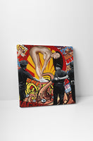 James Rawson Birth Of Venus Modern Pop Canvas Wall Art