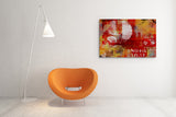Magic 9 Abstract Collage Canvas Wall Art