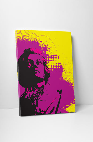 Mozart Canvas Wall Art