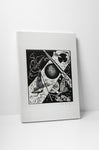 Wassily Kandinsky Small Worlds VI Canvas Wall Art