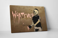 Banksy - Whatever Boy