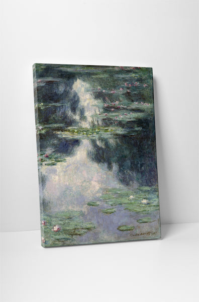 Claude Monet - Pond With Waterlilies