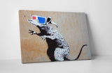 Banksy - 3D Glasses Rat