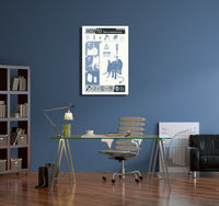 Steve Thomas How to Make an Elephant Lamp Canvas Wall Art