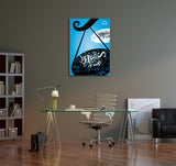 Zodiac Sign Libra Canvas Wall Art
