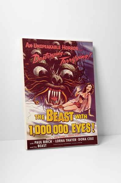 The Beast With 1,000,000 Eyes!