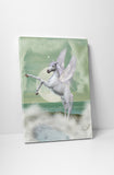 Unicorn II Canvas Wall Art