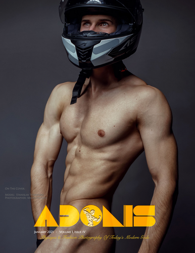 ADONIS Magazine  • Volume 1, Issue 4  • PDF