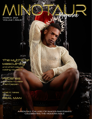 MINOTAUR Magazine  • Volume 1, Issue 1  • PDF