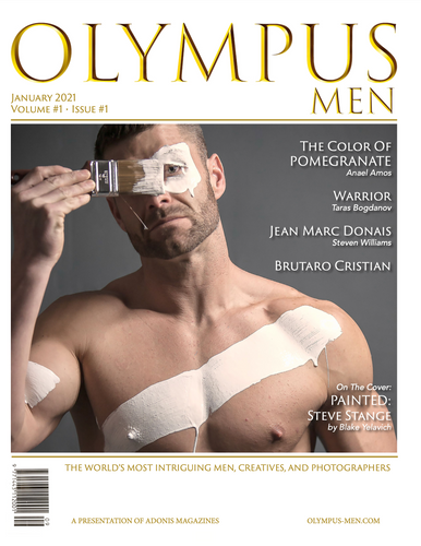OLYMPUS MEN Magazine  • Volume 1, Issue 1  • PDF