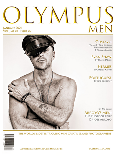 OLYMPUS MEN Magazine  • Volume 1, Issue 2  • PDF
