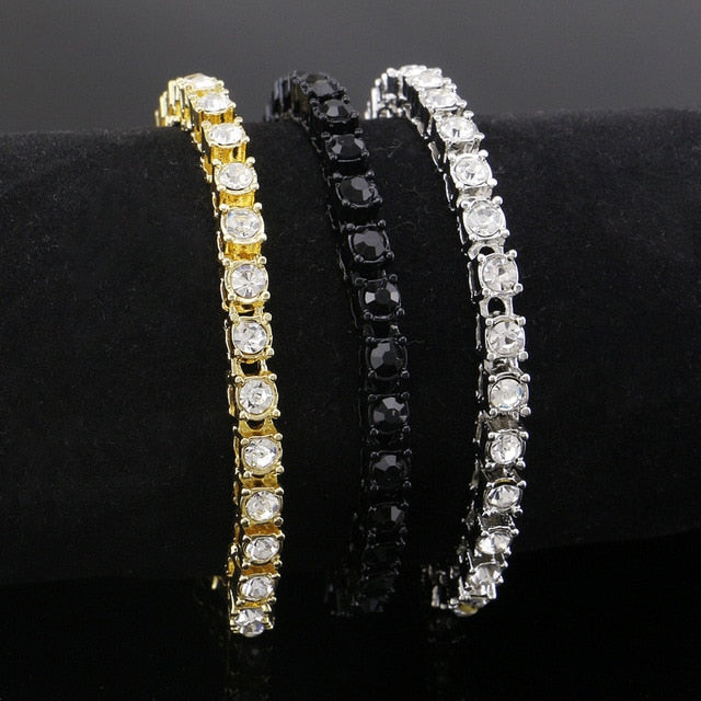 Exclusive VIP Tennis Chain Bracelet