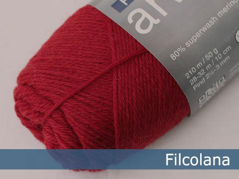 Filcolana Arwetta Deep Red 139