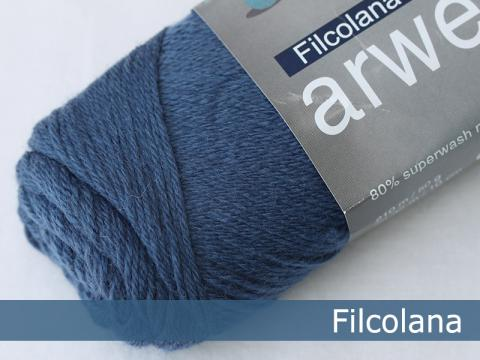 Filcolana Arwetta Denim Blue 143