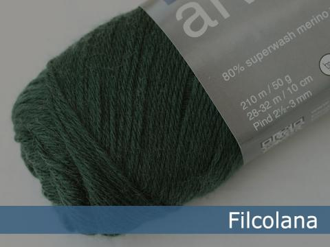 Filcolana Arwetta Hunter Green 147 garn