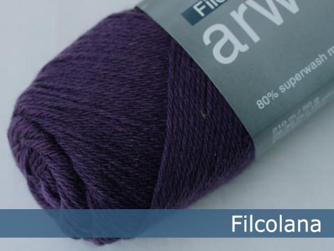 Filcolana Arwetta Grape Royale 235 garn
