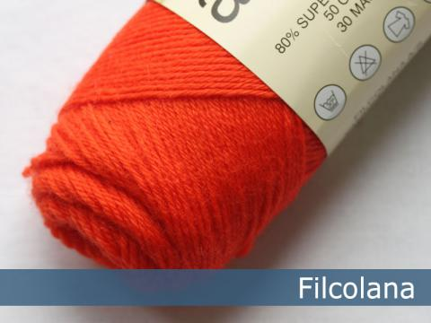 Filcolana Arwetta Chock Orange 252 garn