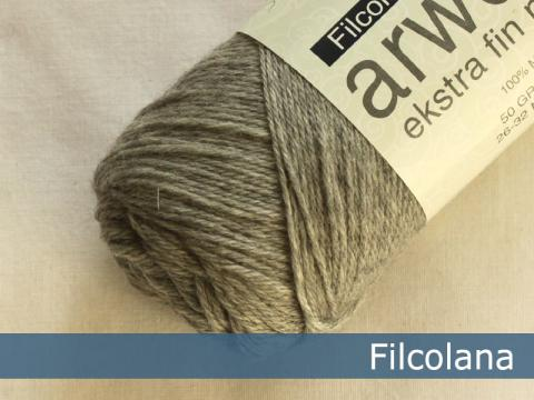 Filcolana Anina Light Grey Melange 954 garn