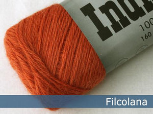 Filcolana Indiecita Autumn Orange 237 garn