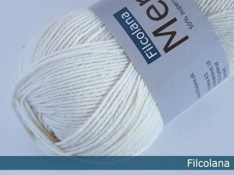 Filcolana Merci 101 Natural White garn