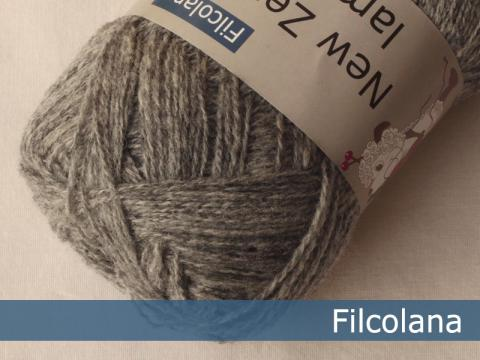 Filcolana Saga Light Grey Melange 951 garn
