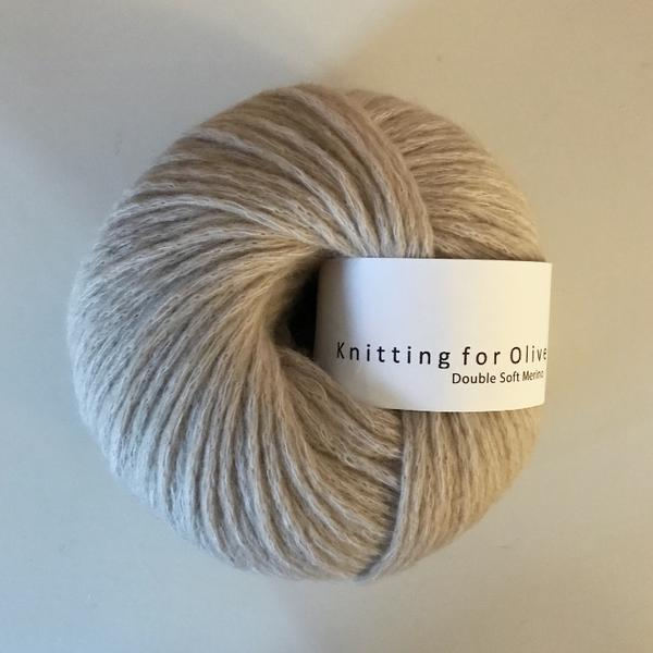 Knitting for Olive Double Soft Merino Sand garn